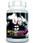MY WAY Vitamins 60 таб