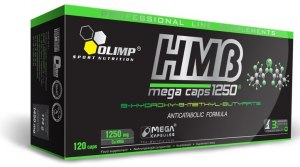 Olimp HMB 1250 Mega Caps 120 капс